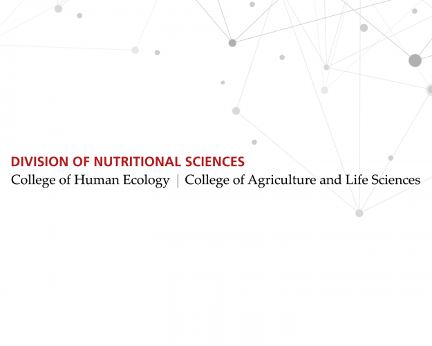 Division of Nutritional Sciences