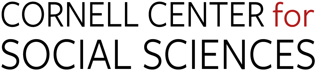 Cornell Center for Social Sciences Logo
